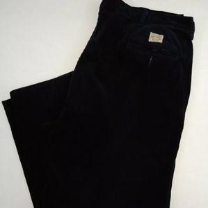 Men's 40x32 vtg Ralph Lauren blue Corduroy pants